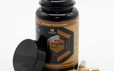 Bio Propolis braun Kapseln