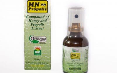 Propolis Spray mit Honig