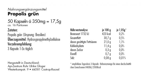 propolis-gruen