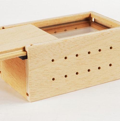 Transportbox für Bienen aus Holz Api-Zentrum Ruhr