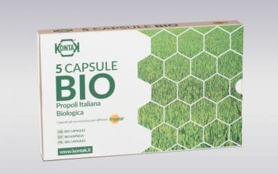Bio Propolis-Kapseln für Propolair