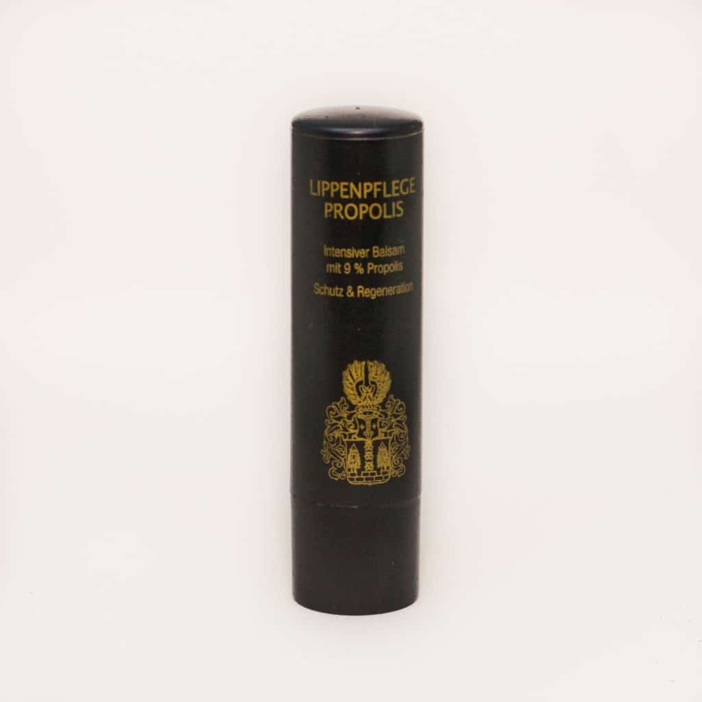 Lippenpflegestift Mit Propolis Api Zentrum Ruhr Lippenpflege Gold