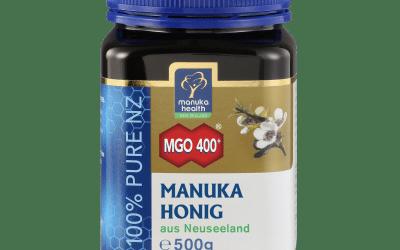 Manuka-Honig 400 mgo – 500 g