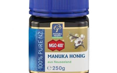 Manuka-Honig 400 mgo – 250 g