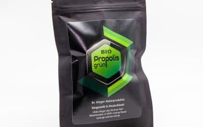 Bio Propolis grün Pulver 50g