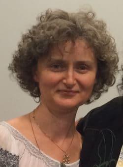 Dr. Cristina Aosan - Rumänien