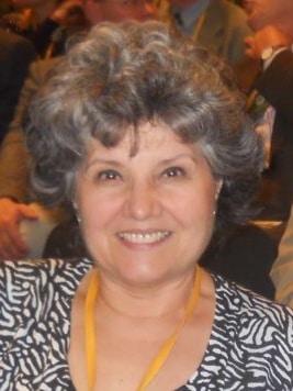 Dr. Cristina Mateescu - Rumänien