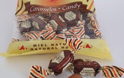 Propolis-Bonbons mit Honig